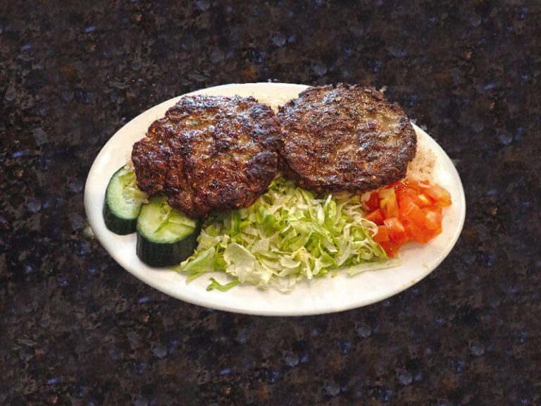 Chaplee Kabab